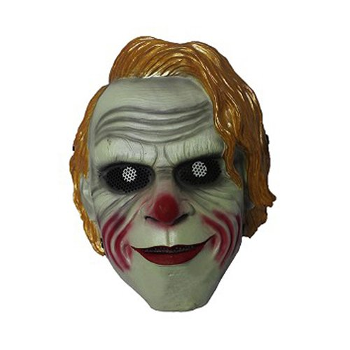 Clown Airsoft Mask