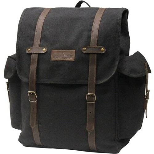 World Famous Canvas Rucksack Bag