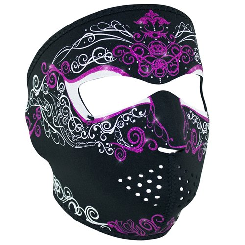 Zan Headgear Neoprene Venetian Full Face Mask