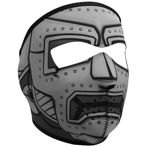 Zan Headgear Neoprene Alloy Agent Full Coverage Face Mask