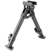 AR Handguard Rail Bipod- Matte Black