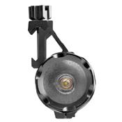 500 Lumen LED Flashlight - Black