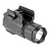 Compact 330 Lumen Weapon Qrm Color Lense Filter Light