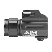 Sub-Comp 330 Lumen Weapon Light W/Qrm Color Lense Filter