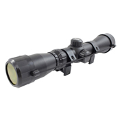 2-7x42 30mm Scout Series Rifle Scope w/ Mil-Dot Reticle