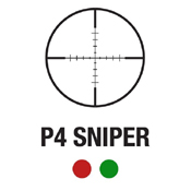 3-9x40mm Tactical Series Compact Scope