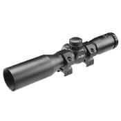 Picatinny 4x32 Compact Mil-Dot Scope