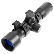 4x32 Compact Mil-Dot Scope
