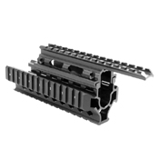 AK-47 Romanian Tactical Quad Aluminum Rail Mount