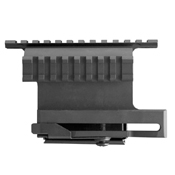AK-47 Double Side Rail Mount w/ Quick Release Lever