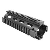 M4 Carbine Drop-in Quad Rail Handguard