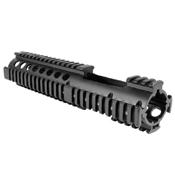 Carbine AR-15/ M16 Quad Rail Handguard