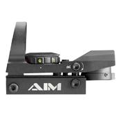 1x34mm Aluminum Reticle Sight