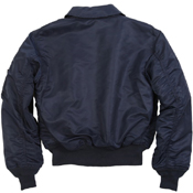 Alpha Mens CWU 45P Flight Jacket