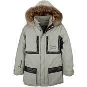 Alpha Mens Ice Cap Parka Jacket