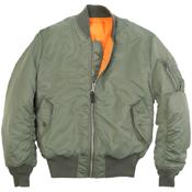Alpha Mens MA-1 Flight Jacket