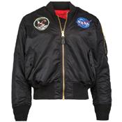 Alpha Mens Apollo MA-1 Flight Jacket