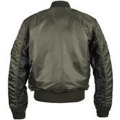 Alpha Mens MA-1 Turbine Flight Jacket