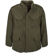 Alpha Mens M-65 Soft Shell Coat