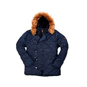 Alpha Mens N-3B Jacket