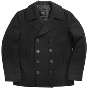 Alpha Mens USN Pea Coat