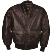 Alpha Mens A-2 Leather Jacket