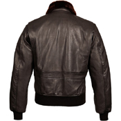 Alpha Mens G-1 55Th Anniversary Leather Jacket