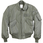 Alpha Mens CWU 45P NOMEX Mil-Spec Flight Jacket