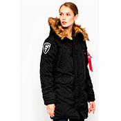 Alpha Womens Altitude Parka