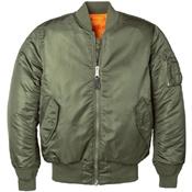 Alpha Womens MA-1 W Flight Jacket