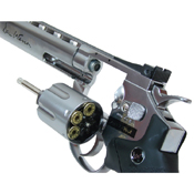 Dan Wesson GNB 6 Inch CO2 Airsoft Revolver