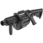 ASG Six-Shot 40mm Airsoft Grenade Launcher