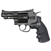 Dan Wesson Black 2.5 Inch Low Power CO2 Revolver