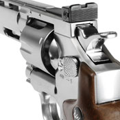 Dan Wesson Silver 8 Inch CO2 Airgun