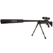ASG Hush XL Airsoft Rifle Mock Silencer