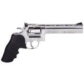 Dan Wesson 715 BB Revolver 6 Inch Silver