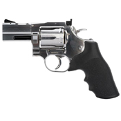 Dan Wesson 715 Silver Metal Pellet Revolver