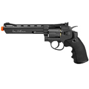 Dan Wesson 6 Inch Airsoft Revolver - Grey (US Version)