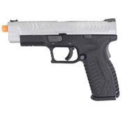 SA XDM 4.5 Inch Green Gas 6mm Airsoft BB Pistol