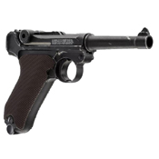 WWII Limited Edition P08 21rd Full Metal CO2 Pistol