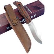 Benchmade Saddle Skinner Gut Hook Knife - Dymondwood Handle