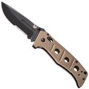 Benchmade Sibert Adamas 275 G-10 Handle Folding Knife