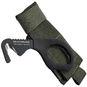 Benchmade 7BLKW Hook Design Strap Cutter with Sheath