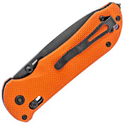 Benchmade 916 Triage Opposing Bevel Style Blade Folding Knife
