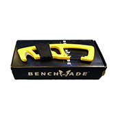 Benchmade Yellow Strap Cutter Rescue Hook