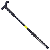 ZAP Cane Taser Stick and Flashlight