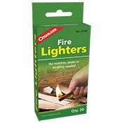 Coghlans 0150 Fire Lighters