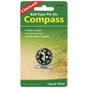 Coghlans 8268 Pin-On Compass