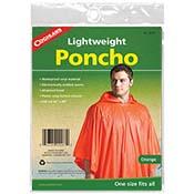 Coghlans 9267 Orange Poncho