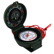 Coghlans 9740 Compass Thermometer